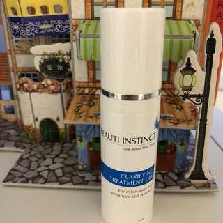 Beauti instinct clarifying gel