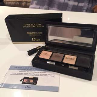 Brand new Dior holiday eyeshadow palette