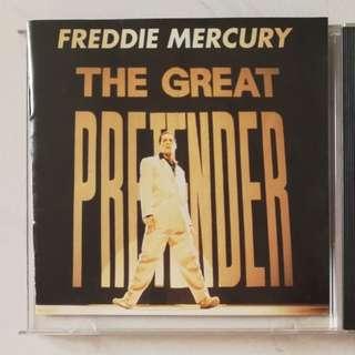 Five young cannibals duran duran  original cd simply red Freddie mercury