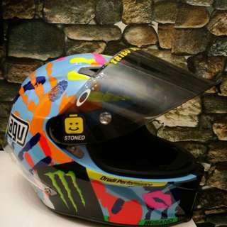 Helmet AGV Corsa Misano LE
