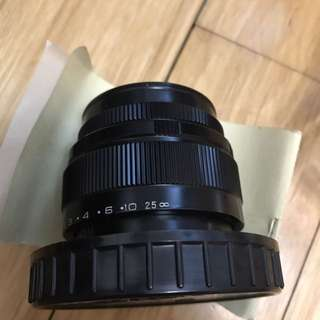 Jupiter 9 MC 85mm 2.0 M42 Mount  With original Case and instruction