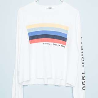 Brandy Melville France 1990 Long Sleeve