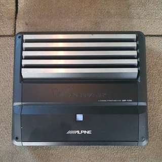 Alpine Amplifier MRP-F250