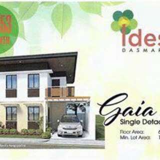 Idesia House & Lot For Sale