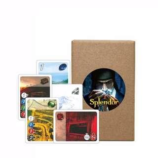 Splendor - Travel Set