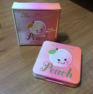 Too Faced Peach-Infused Blush