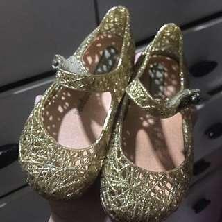 Mini Melissa Campana Gold s7