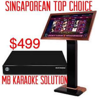 Ktv karaoke jukebox