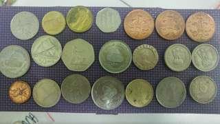 Rare coins for collector
