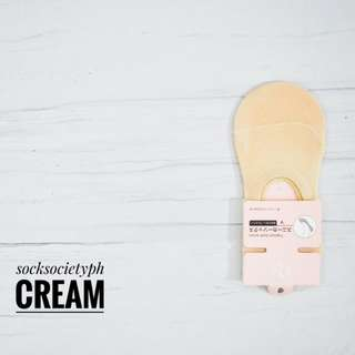 Socks - Cream