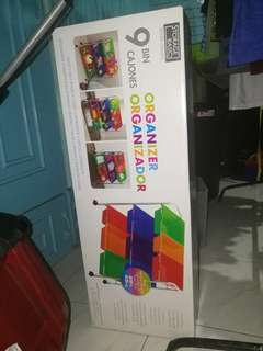 Toy Organizer New