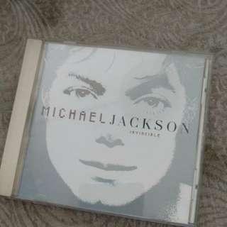 Music CD, Michael Jackson Invincible