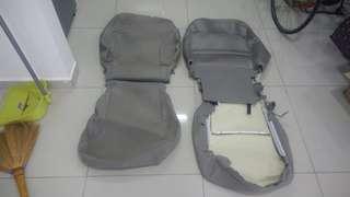Cover seat Fabric , honda civic FB