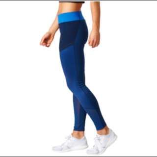 PRICE DROP - Adidas leggings - mystery blue
