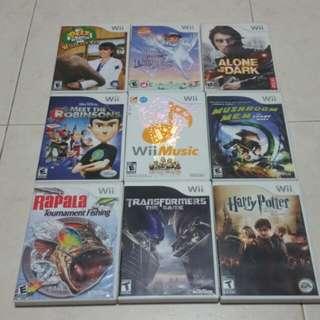 Wii Original Game