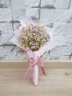 ($26)Baby Breath Bouquet