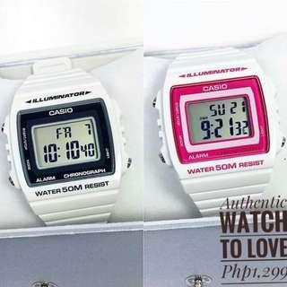 Authentic Casio Vintage Watch
