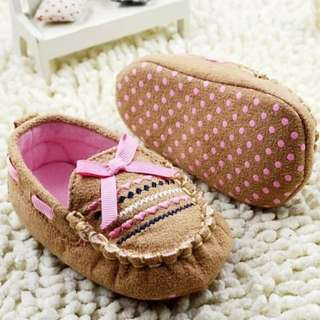Prewalker shoes for babies