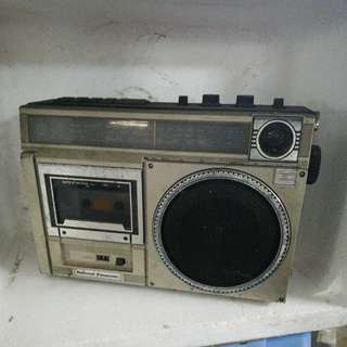 National Cassette Recorder