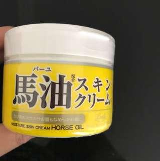 Horse oil