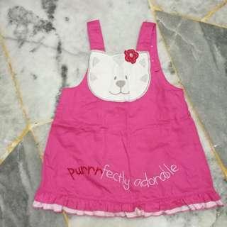 Wishes & kisses Girl dress 3T