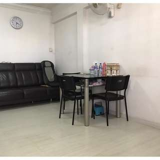 CIRCUIT RD HDB 3ROOM FOR SALEBLK 57 HIGH FLOOR CORNER UNIT UNBLOCK VIEW WELL MAINTENANCE