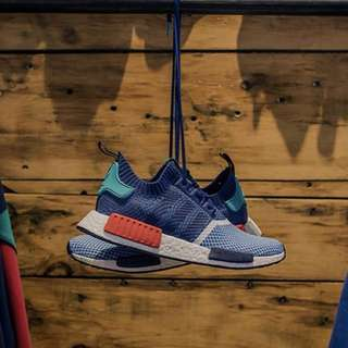 45fcd91c910f2 ADIDAS NMD R1 PK Packer Shoes bb5051 Ready Size 8