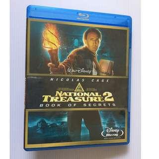 National Treasure: Book of Secrets Blu Ray
