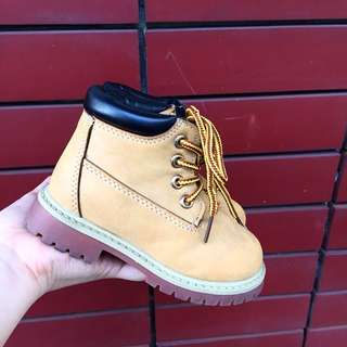 Timberland-inspired boots