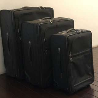 Tumi Gen 4 Luggage