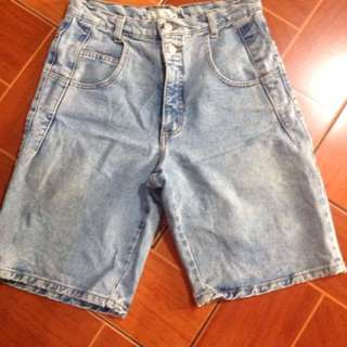 Lightly Used Guess Denim Shorts