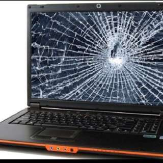 Laptop part, laptop service and repair