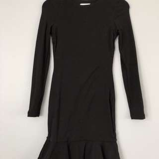 Kookai dress with frill