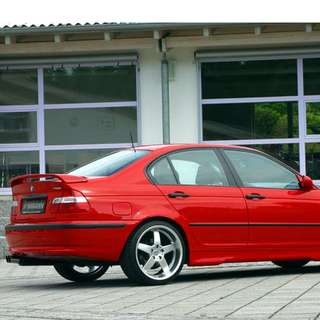 BMW 3 Series E46 Hamann Bodykit