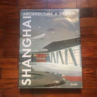 Shanghai Architectural and Design Book