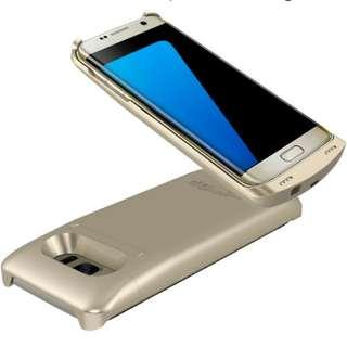 S7edge Battery Case 背夾式電池