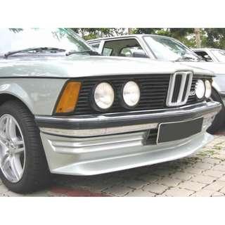 BMW 5 Series E21 Zender