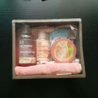 BN Bodyshop Pink Grapefruit Gift Set