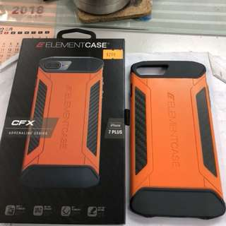 Element case iPhone 7plus