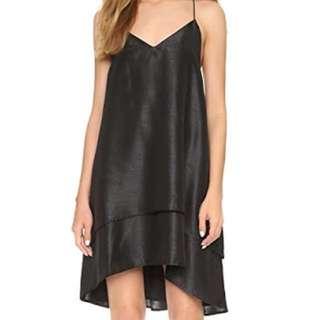 C/MEO COLLECTIVE mini black dress size M