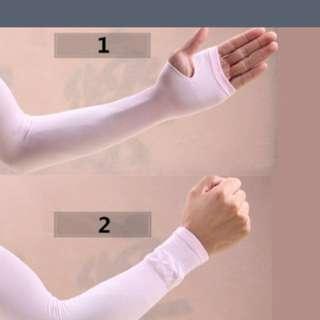 Bikers arm sleeve/socks