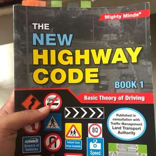 Basic Theory Driving Book 1