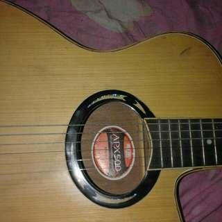 Gitar yamaha apx 500