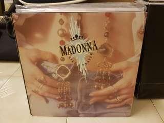Madonna Like A Prayer Vinyl LP Original Pressing Rare