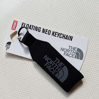 Brand New The North Face CHUMS Neo Floating Keychain (Black)