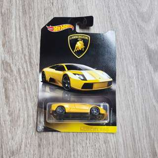 Lamborghini Murcielago Hot Wheels.