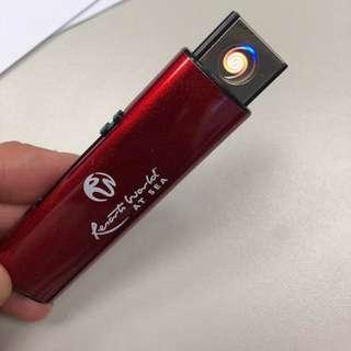 USB 充電防風打火機