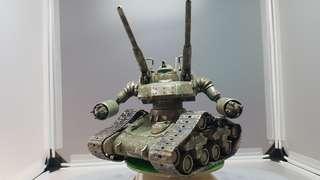 Guntank HG early version