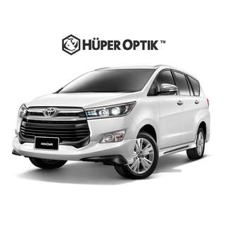 Paket Kaca Film Huper Optik untuk Toyota Innova (Diskon)