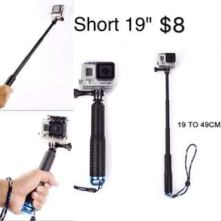 Gopro Selfie Stick *refer to pic price*